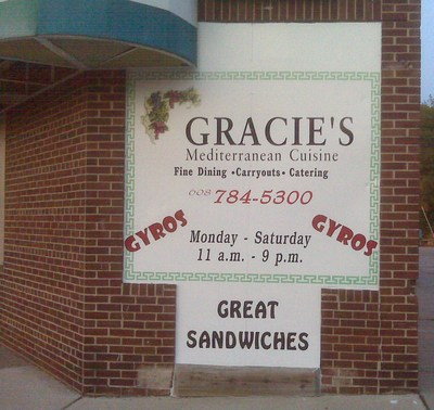 Gracie's Gyros & Wraps